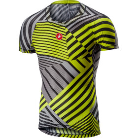 Castelli Pro Mesh SS Baselayer Men dark grey